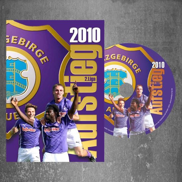 DVD 2 AUFSTIEG 2010
