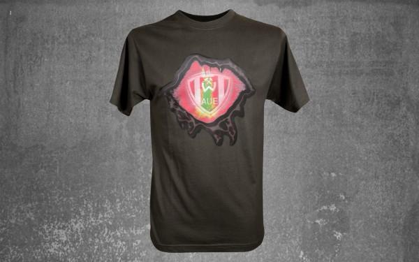 T-Shirt AUFGERISSEN