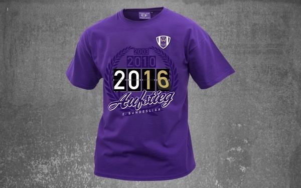 T-Shirt AUFSTIEG 2016